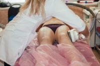 Вакуумно-роликовый массаж тела