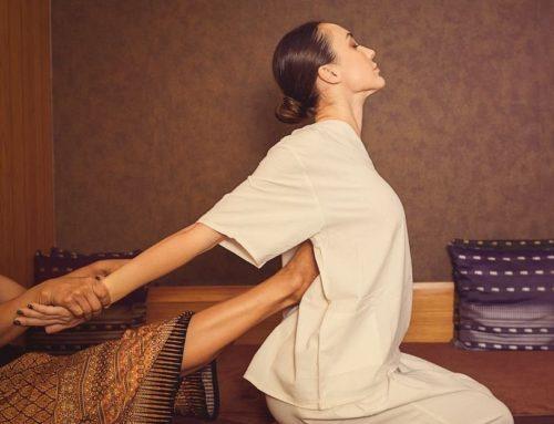 Новинка! Тайский массаж в Body Spa